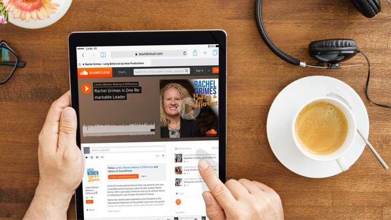 RACHEL GRIMES Web Feature Image